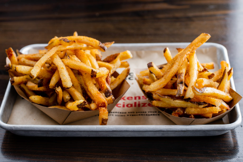 Schmaltz Fries
